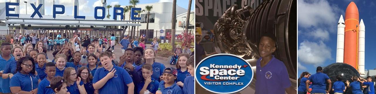 Kennedy space center field trip